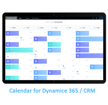 Calendaring User-Interfaces