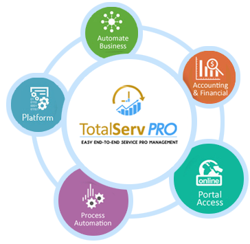 Services business ERP solution