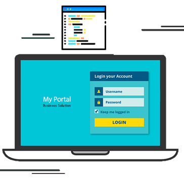 CRM Web Portal Enterprise